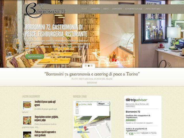 Borromini 72 sito online in tempo record