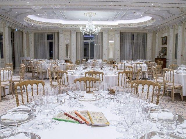 Premiazione guida i 100 EDT su Extratorino a cena da Cracco a Palazzo Parigi