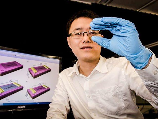 Il sensore in grafene – 1000 volte più sensibile dei sensori odierni