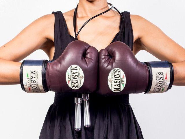 Mason's boxe – lookbook per lo sport