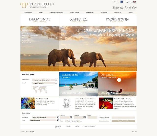Plantotel.com – sito