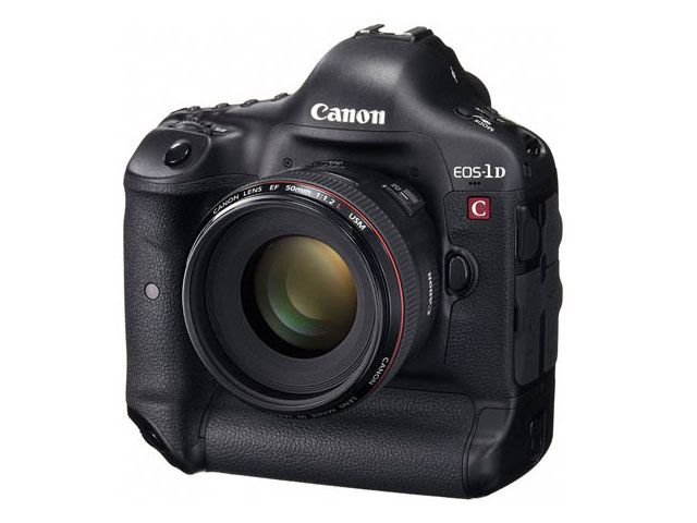Canon colleziona cinque premi TIPA nel 2013