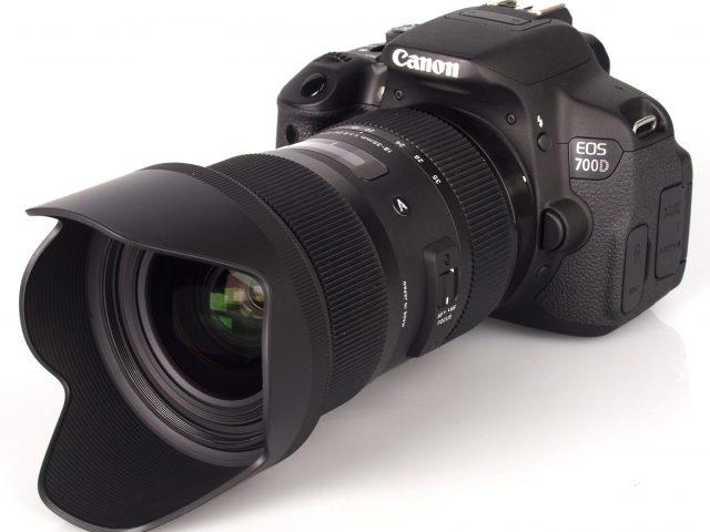 Sigma 18-35mm F1.8 DC HSM (per APS-C)